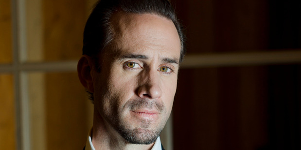 Actor Joseph Fiennes talks about his casting as Michael Jackson in a short TV special.