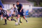 Auckland City FC player Ryan De Vries. Photo / Dean Purcell.