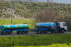 Fonterra last month cut its farmgate milk price forecast for 2015/6 to $4.15 a kg of milksolids from a previous forecast of $4.60 a kg. Photo / Christine Cornege