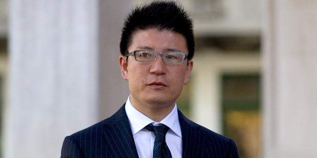 No criminal charges have been laid against Mr Yan and he strongly denies any wrongdoing. Photo / Brett Phibbs