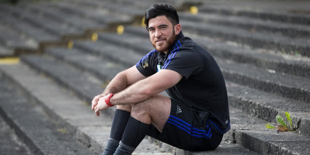 New Zealand All Blacks winger Nehe Milner-Skudder. Photo / Brett Phibbs.