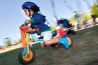 Tykes on Trikes event at the Village Green has been cancelled due to weather.  Photo/File