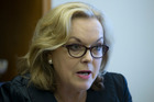 Corrections Minister Judith Collins rejects claims of violence in prisons extending back to when she was last minister. Photo / Mark Mitchell