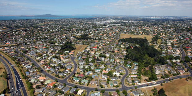Auckland can't avoid being a city of scale any more. In five years we will add a population the size of Tauranga. Photo / Chris Gorman