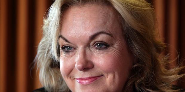 Judith Collins. Photo / Doug Sherring