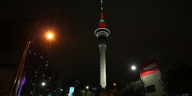 With 1103 steps while weighed down with 25kg of gear and breathing from an air tank, the Auckland Sky Tower will prove a tough challenge for a group of Kerikeri firefighters.