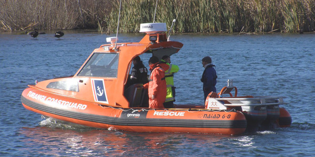 Turangi Coastguard.   PHOTO/FILE