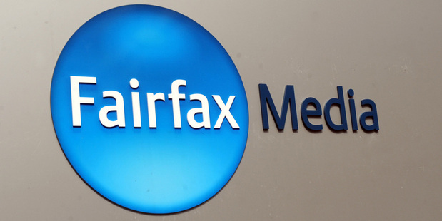 Fairfax yesterday told staff it was proposing to end the arrangement and instead have the work conducted by Australasian firm Pagemasters. Photo / NZPA