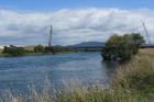 Kaituna River at Bell Rd