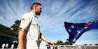 View: Photos: Brendon McCullum's final test