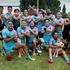 Tamatea Pirates won the 2016 Hawke's Bay Rugby Seven's tournament, Waipukurau. Photograph: Warren Buckland