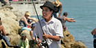 Young anglers compete