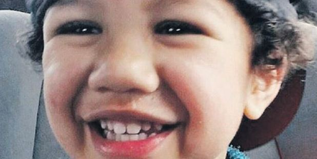 An 18-year-old has pleaded not guilty to having a hand in the death of a 2-year-old Hastings boy last year