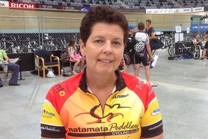 Diane Johnson hasn't let her medical condition stop her from enjoying her love of cycling.