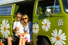 VW Kombis are set to brighten up New Zealand roads as a British-based company launches its campervans into the competitive tourist market.