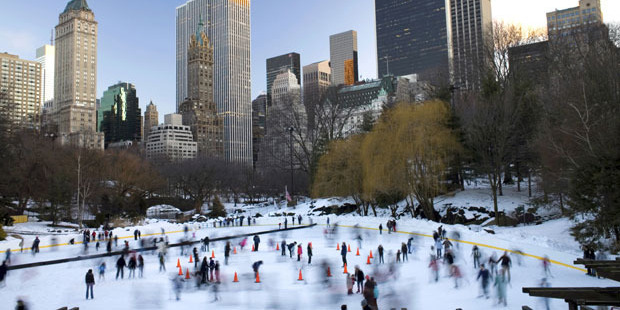 Central Park set a record for its lowest recorded temperature. The polar vortex was so intense the city had to collect all of New York's homeless people. Photo / iStock