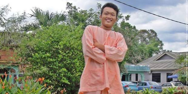Huntly dive school victim Luqman Bin Moien. Photo / Supplied
