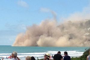 Photos: 5.7 earthquake hits Christchurch