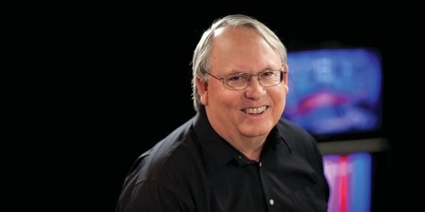 Sky TV's  John Fellet.
