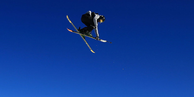 Finn Bilous became the first New Zealander to medal at a Youth Winter Olympics. Photo / Getty