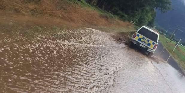More flooding in Galatea. Photo / Te Akauroa Miki