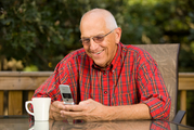 It is thought that older people have embraced online dating because in later years it becomes harder to meet people the conventional ways, such as at work, parties or through friends. Photo / iStock