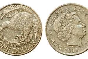 The kiwi touched 46.64 British pence, and was trading at 46.57 pence at 8am in Wellington, from 46.19 pence at 5pm on Friday. Photo / iStock