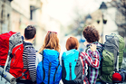 Kiwi backpackers are thought to be too rowdy. Photo / iStock