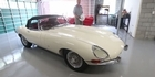 Watch: 1961 E type roadster Jaguar