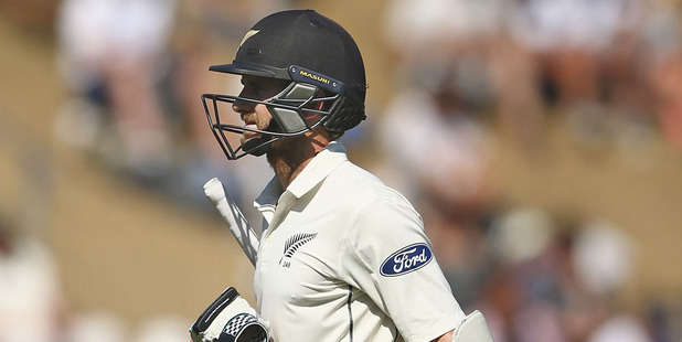 Kane Williamson has averaged 21 against Australia in all forms since the second test at Perth. Photo / Getty