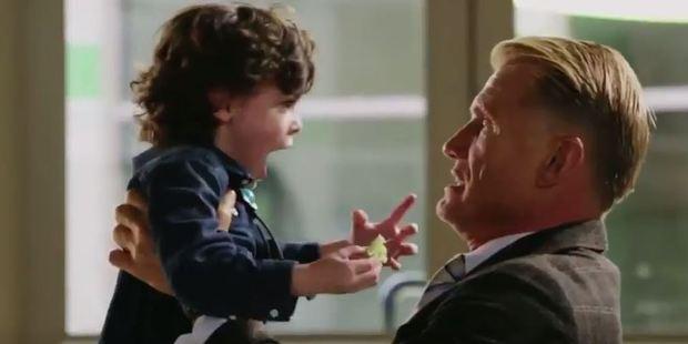 Dolph Lundgren stars in Kindergarten Cop 2.