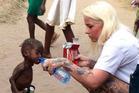 Danish aid worker Anja Ringgren Lovén and