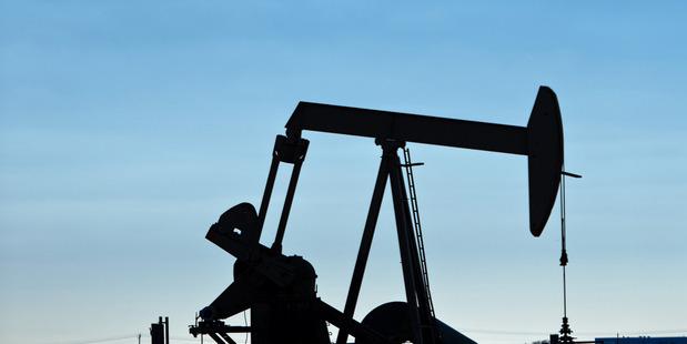 A pumpjack operates in an oil field near Corpus Christi, Texas. Photo / Bloomberg