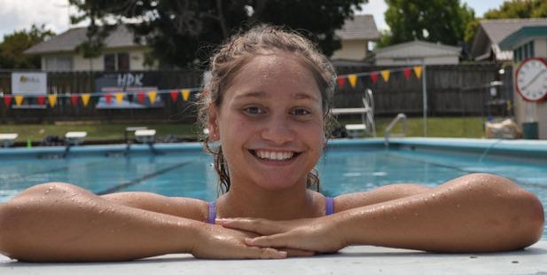 Paige Schendelaar-Kemp says she's hoping to break a few records  as the swim season hits its peak next month.