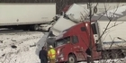Watch:  Fatal pileup of vehicles in Pennsylvania