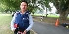 Watch: Watch: Body found in Victoria Park