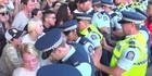 Watch: Protesters cause havoc at Pride Festival