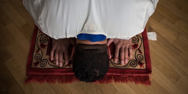 Muslims warn of a new climate of fear in the wake of the November attacks that killed 130 people in Paris. Photo / The Washington Post, Laurence Geai