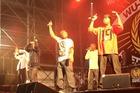 Wu-Tang Clan performing at Raggamuffin. Photo / Raggamuffin Facebook