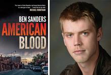 Author Ben Sanders