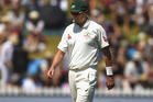 Peter Siddle won't play in the second test in Christchurch. Photo / Getty