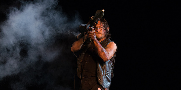 New Images From The Walking Dead's Midseason Premiere Released