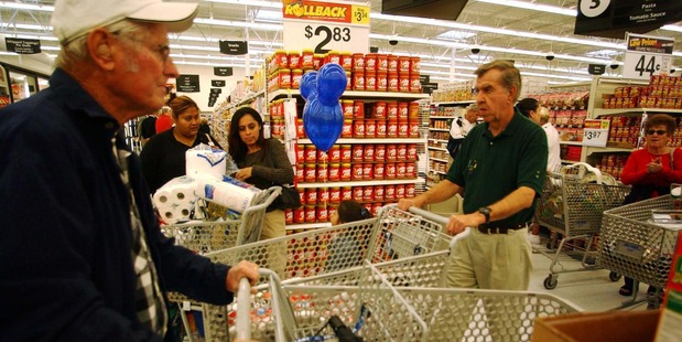 After nearly two years of testing, Walmart is ready to roll out extensive scheduling changes for its hourly workforce in hopes of improving the daily experience for employees. Photo / Sandy Huffaker