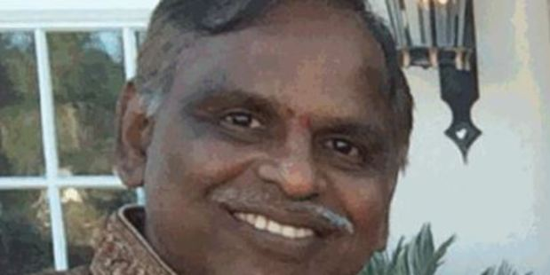 Prasad Moparti was last seen at his daughter's wedding reception. Photo: Sacramento County Sheriff's Department.