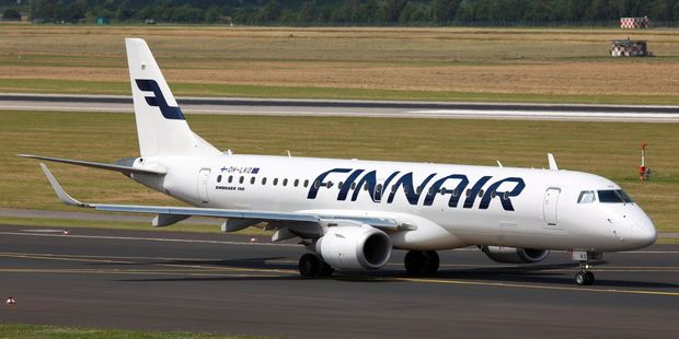 Finnair said it could not guarantee an allergen-free meal, cabin or environment. Photo / 123RF