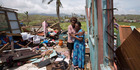 Fiji: cleaning up after Winston