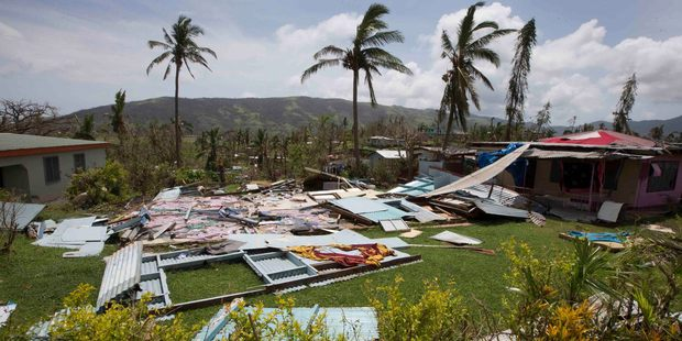 The Auckland Council wants to make sure the city is prepared for a disaster similar to Cyclone Winston which devastated Fiji. Photo / Brett Phibbs