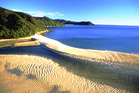 The Government helped get the Givealittle campaign to purchase Awaroa inlet in Abel Tasman National Park over the line. Photo: Nelson Tourism