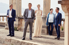 Directed by Danish Oscar winner Susanne Bier, The Night Manager's story has been updated with Le Carre's approval.