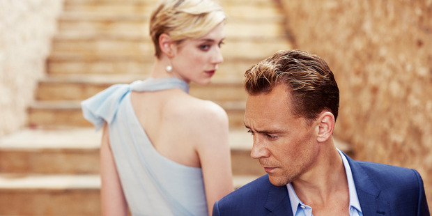 A scene from the TV show Night Manager.